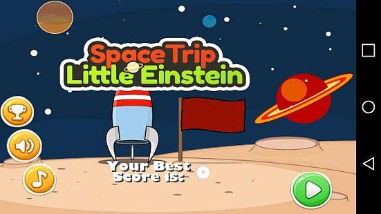Space Trip : Einstein