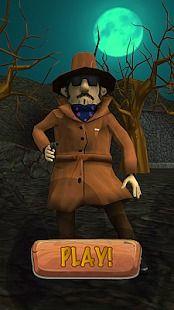 Detective Captain 3D