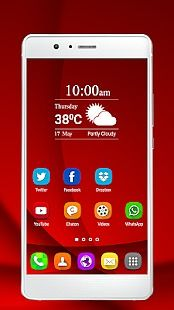 Theme and Launcher for Huawei P9