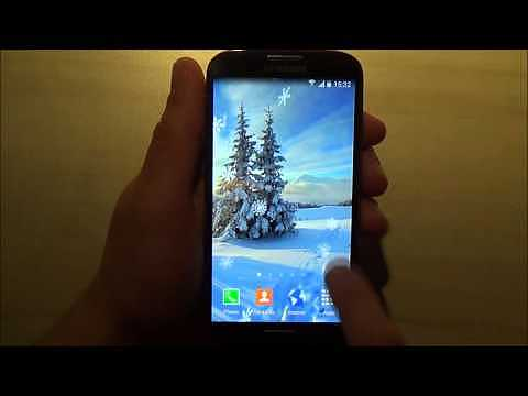 Winter Wallpaper Pour Android Telecharger Gratuitement