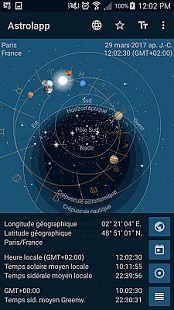 Astrolapp Étoiles e Planètes