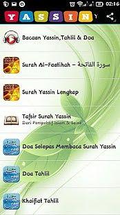 Yassin,Tahlil & Panduan Doa