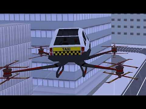 aeromodelisme drone