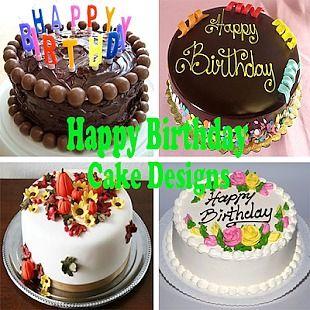 Gâteau Joyeux anniversaire