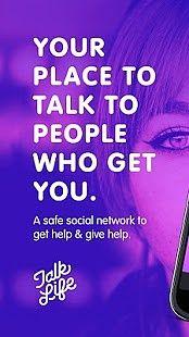 TalkLife -Vous n'êtes pas seul