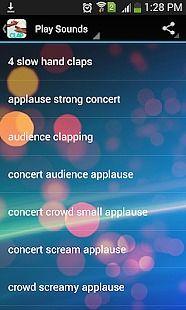 Applaudissements App