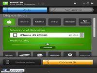 Hamster Free Audio Converter