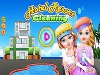 Jeux de nettoyage Hôtel