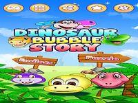 Histoire dinosaure bulle