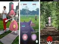 Pokémon Go Android