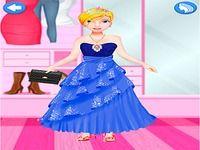 Maquillage princesses Salon