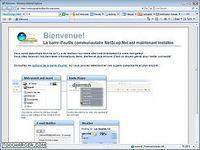 Barre d'outils NetScop.Net