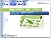 Trucs et astuces Excel 2007