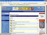 Excel Downloads : cours et softs à télécharger