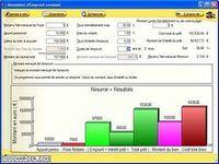 Simulation d'Emprunt