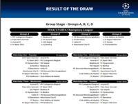 Calendrier Officiel Ligue Des Champions 2016