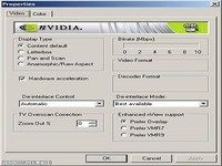 NVIDIA DVD Decoder