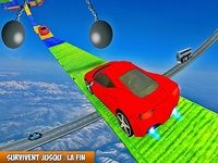 Réal impossible voiture Cascades Piste