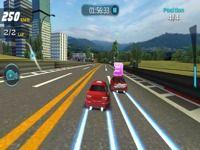 Jeu de course de voiture sport