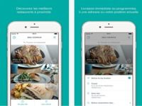 Deliveroo iOS