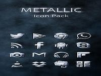 Metallic Icon Pack
