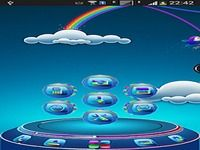 RainbowPro Next Launcher Theme