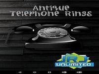 Anneaux de téléphone antique