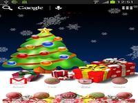 Christmas Tree Theme for ADW