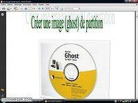 Créer une image (ghost) de partition