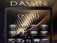 Dawn.elis GO Launcher Theme