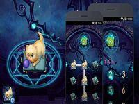 AppLock Theme - Magic Book