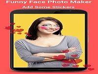 Changeur de visage drôle Photo Editor