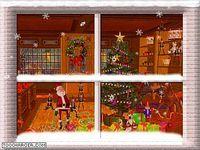 3D Dancing Santa