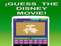 Devinez le film de Disney