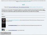 Script d'échange de liens en dur, validation automatique