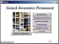Gstock Inventaire Permanent