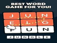 Word Jungle - Search Puzzle
