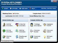 System Keylogger