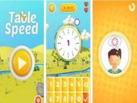 Table Speed iOS