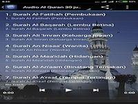 Mp3 Al Quran + Terjemah indo