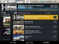 Select ! Lecteur Audio Pro