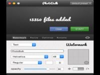 PhotoBulk for Mac  1.7
