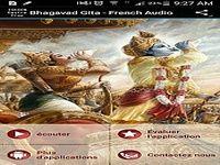 Bhagavad Gita - French Audio