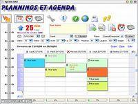 Plannings et Agenda