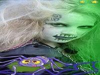 Halloween Photo Montage Et Effet Horreur