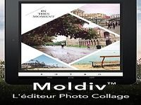 Moldiv, l'éditeur Photo Collage Android