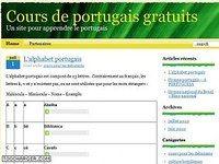 Apprendre le portugais gratuitement sur Internet