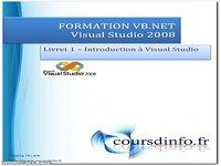 Cours VB.NET - Visual Studio 2008