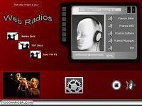 Lecteur Web Radios