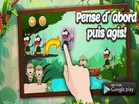Logic Master Safari -jeu de Logique | Brain game